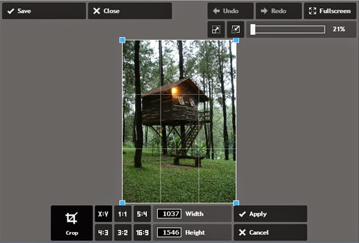 Edit Foto Dengan Editor Pixlr Express