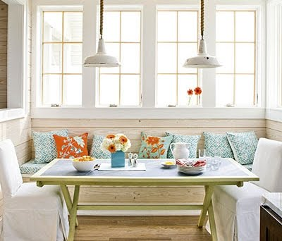 Tracery Interiors Southern Living Idea House