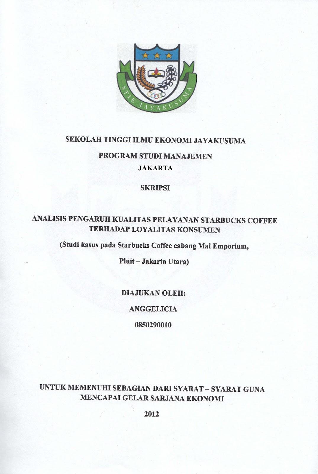 Contoh Cover Proposal Skripsi Pendidikan - Fontoh