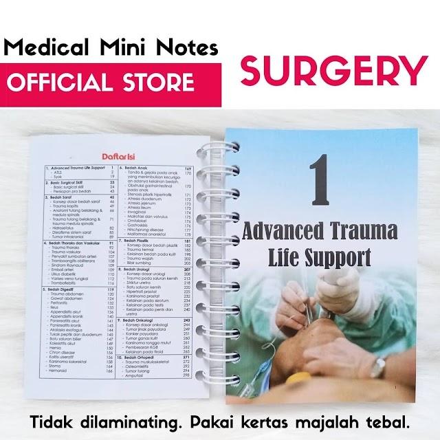 "Medical Mini Notes ""Surgery"""