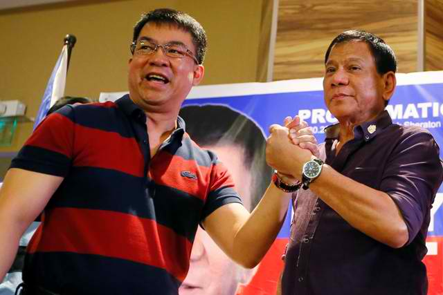 Pimentel supports Duterte's independent foreign policy