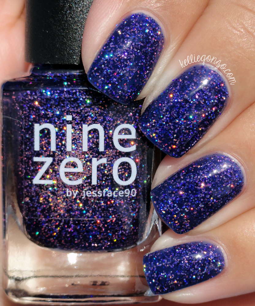 Nine Zero Lacquer Midnight
