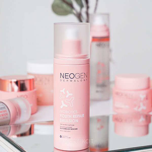 Neogen Probiotics Youth Repair Emulsion Review