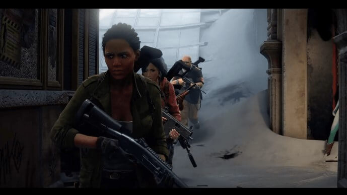 World War Z - Players Vs Players Vs Zombies Trailer
