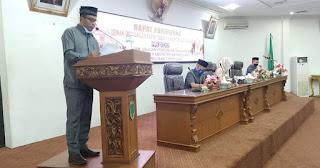 DPRD Ajukan Pelantikan Bupati Terpilih
