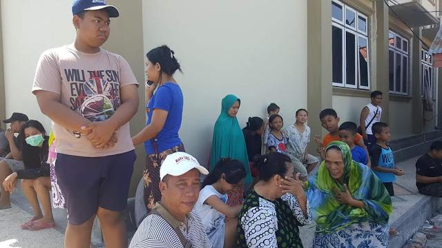 Saat ini Pengungsi Warga Toraja di Palu, Sangat Butuh Bantuan Makanan, Bukan Relawan