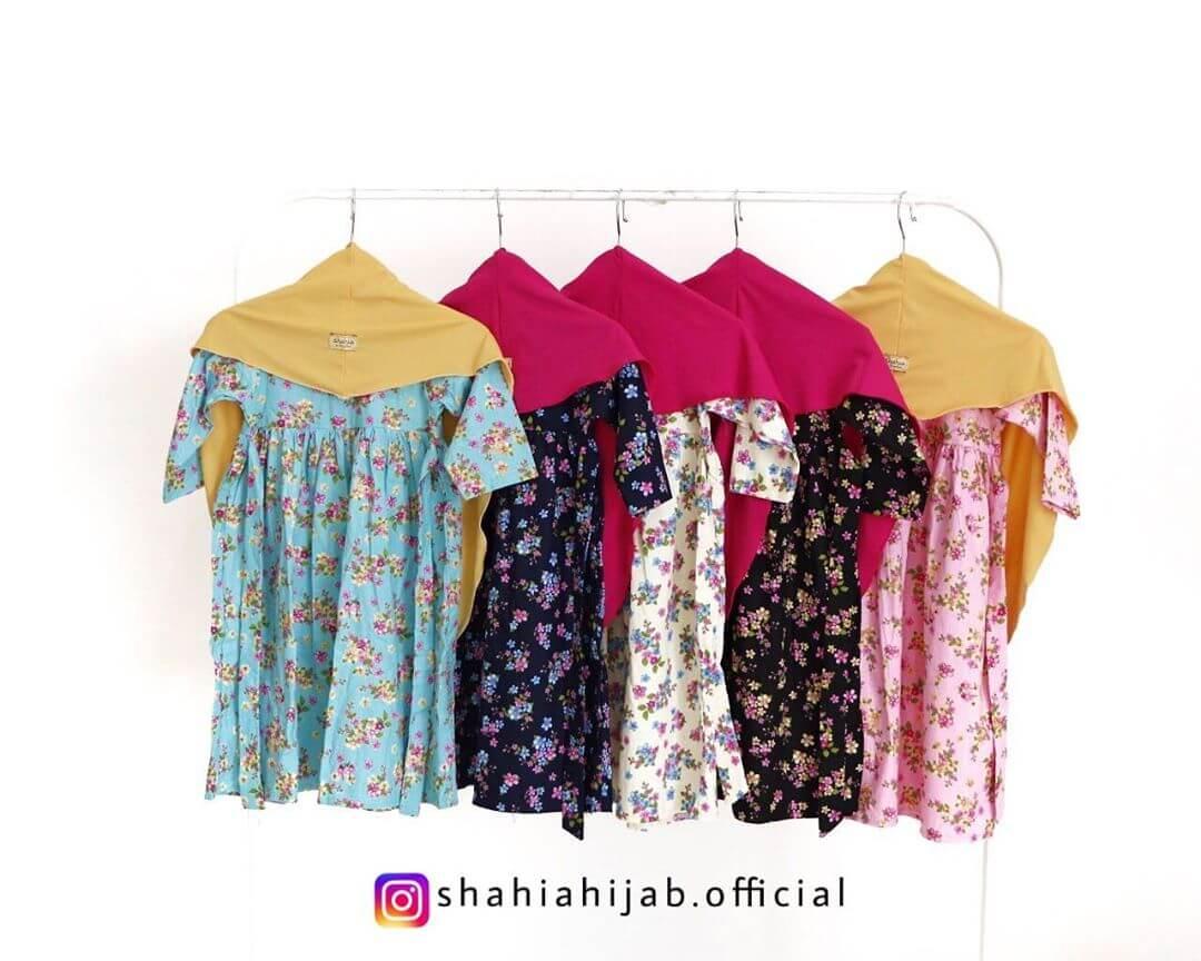 gamis anak by Shahia Hijab