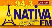 Rádio Nativa FM de Edéia GO ao vivo