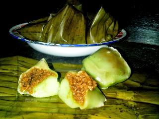 Pos beras pulut kuliner batu apes asli