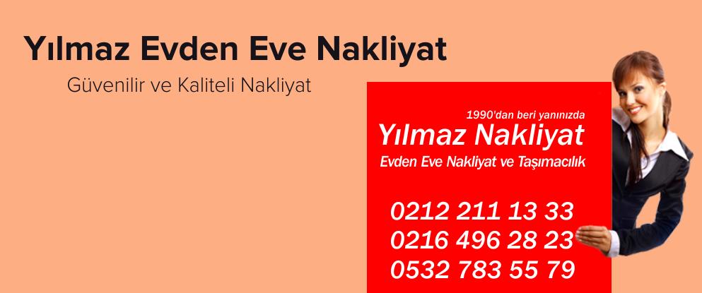Yilmaz evden eve nakliyat iletişim banner