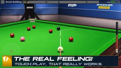 Snooker Stars نسخة مهكرة