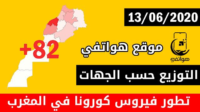 مستجدات الحالة الوبائية في المغرب يوم السبت 13 يونيو