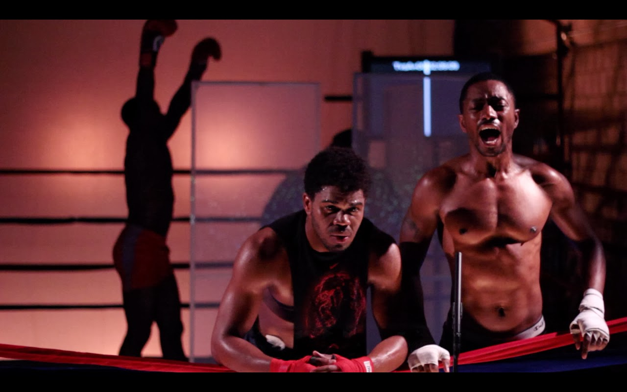 Infinitebody Tyson Vs Ali Knocks Out 2014 Coil Opening
