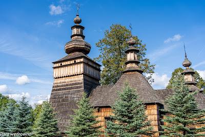 Cerkiew św. Kosmy i Damiana w Skwirtnym