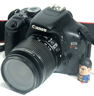 Canon EOS Kiss X5 Second di Malang