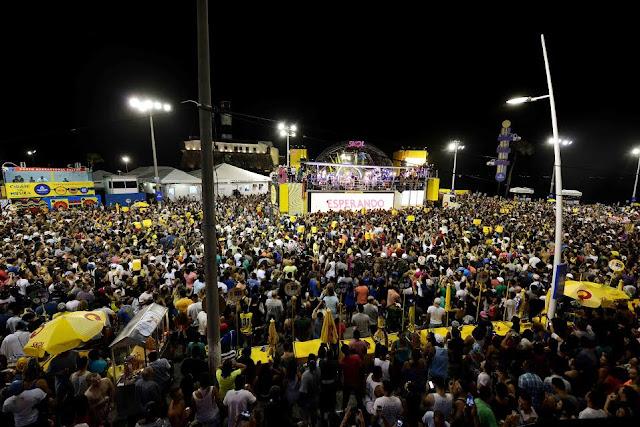 Carnaval começou faz tempo, mas só hoje chave da cidade será entregue ao Rei Momo