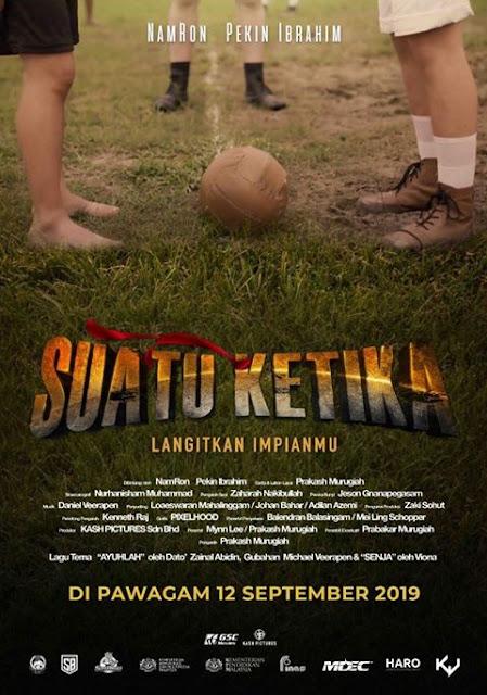 Sinopsis Filem Suatu Ketika (2019)