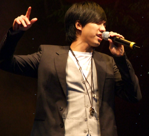 penyanyi korea