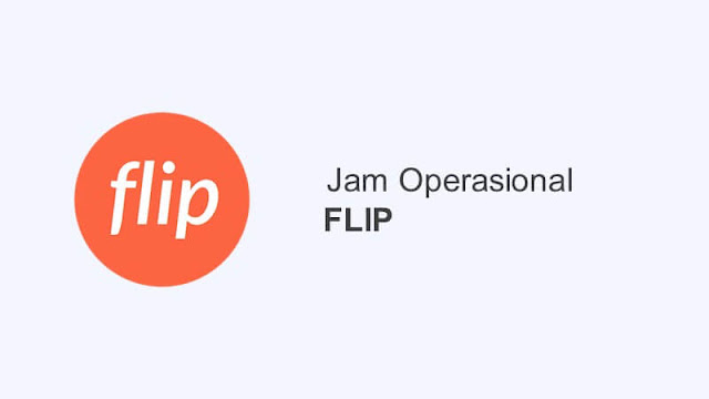 jam operasional flip flip.id
