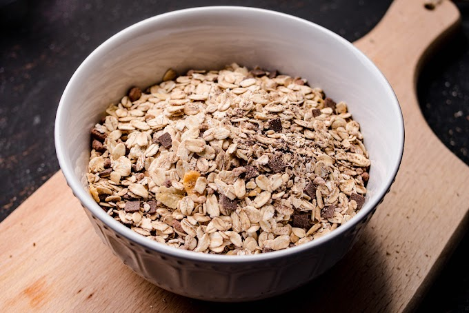 Steel-Cut Oatmeal