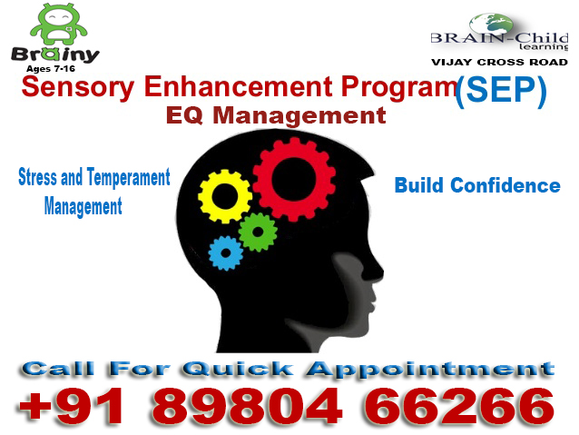 Sensory Enhancement Program Eq Managment Call For Ointment 91 8980466266 Posted By Brain Child Learning