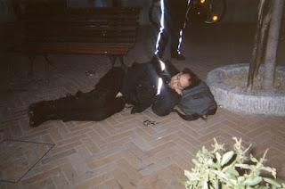 carlo talamo dorme a terra pallequadre 1992