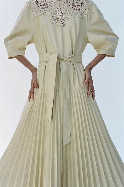 Jonathan Simkhai Fall Winter 2021 AW21 at New York Fashion Week by Kelly Fountain