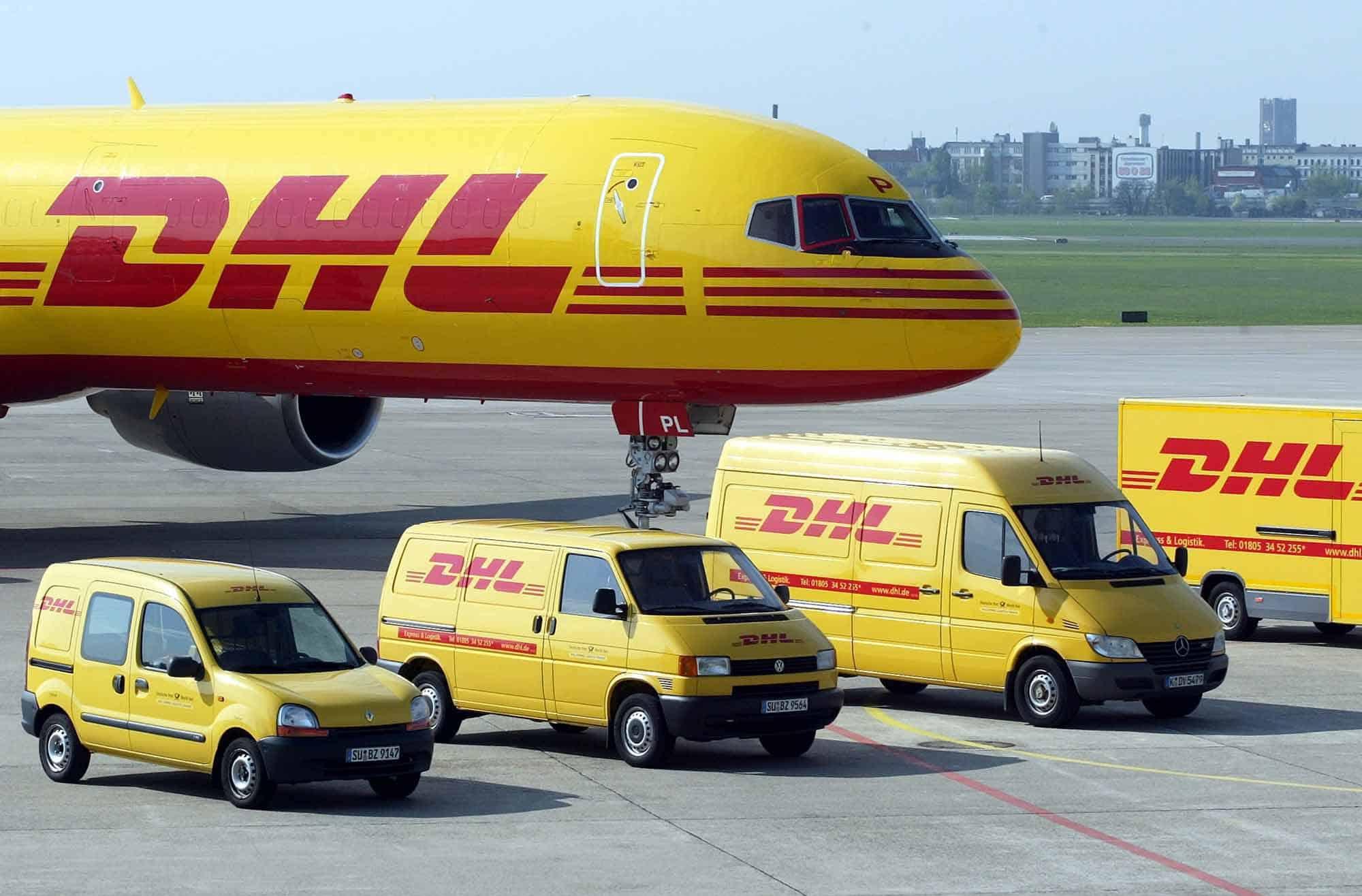 وظائف شركة DHL للشحن سائقين ومناديب براتب 6000 جنية مصر 2021
