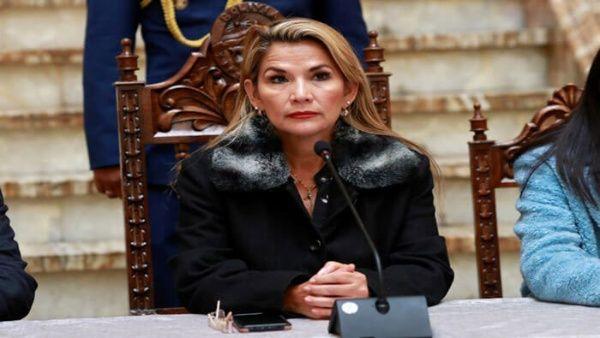 Rechazan cierre de ministerios en Bolivia por Gobierno de facto