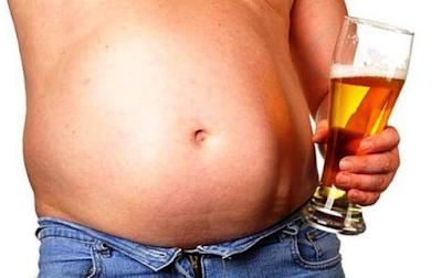 3 Cara Mengatasi Perut Buncit Karena Alkohol