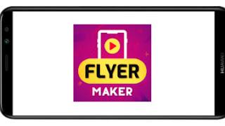تنزيل برنامج Flyer Maker, Video Poster Maker, Video Ad Maker Pro mod premium مدفوع مهكر بدون اعلانات بأخر اصدار