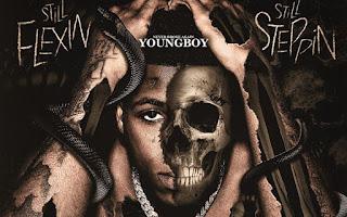 """Stream """"Still Flexin Still Steppin"""" Album By  NBA YoungBoy"""