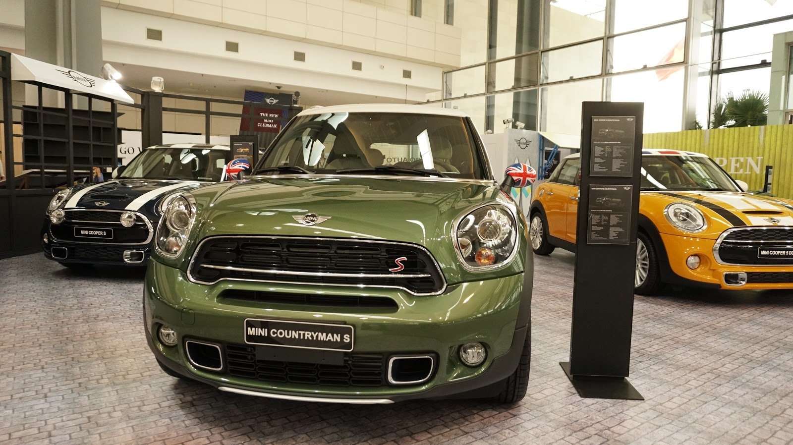 Mini Countryman S