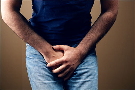 Pain in Testicles