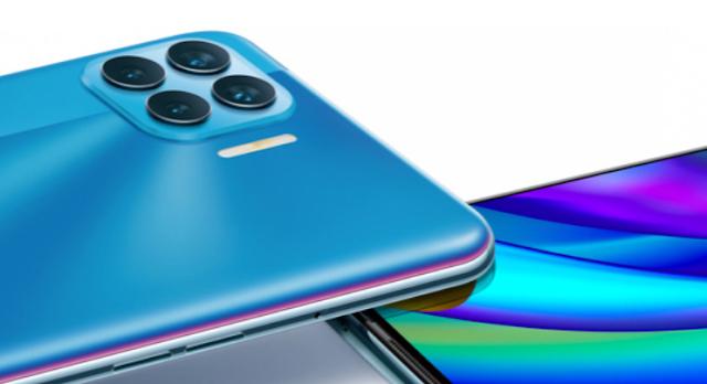 Camera design of Oppo F17 pro