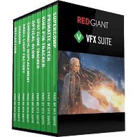 Red Giant VFX Suite v1.0.5 Full version