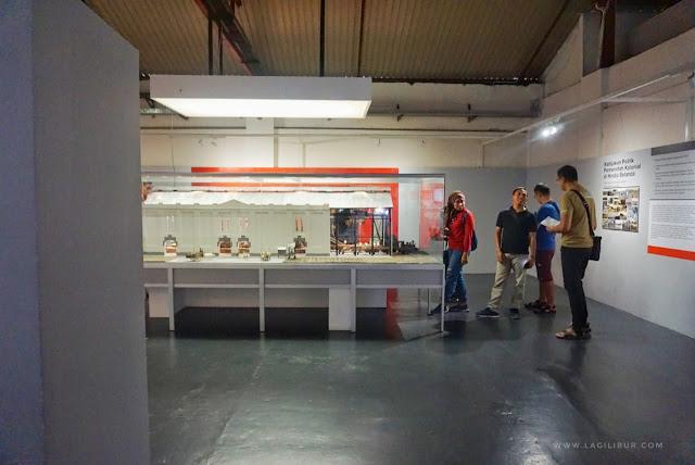 Miniatur Pabrik Gula De Tjolomadoe