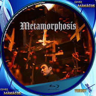 GALLETA 2 METAMORPHOSIS - BYEONSHIN 2019[COVER BLU-RAY]
