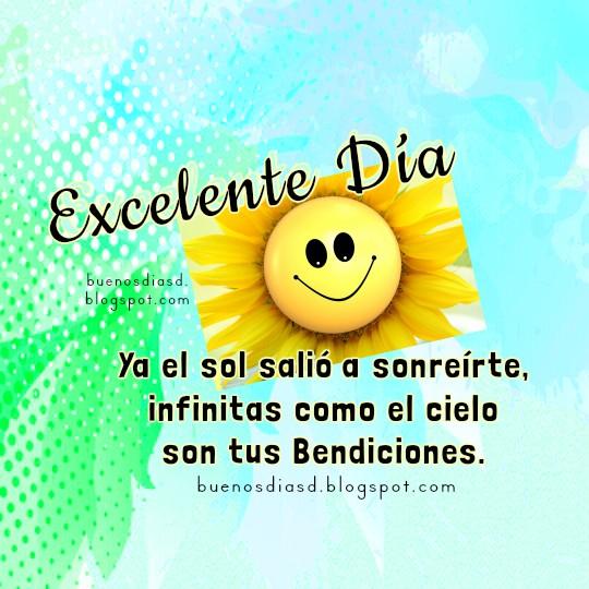 Bonito Saludo para inicio del día, buenos días, frases para este día con imagen cristiana, bendición, mensaje cristiano por Mery Bracho