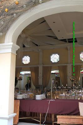 dining room, La Castellana, Intramuros, Manila, Philippines