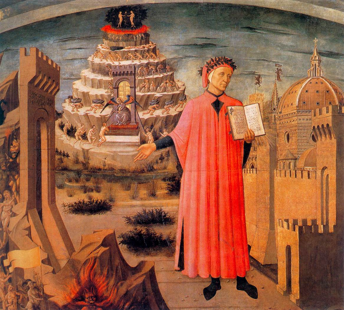 st thomas aquinas dante Dante is, john ruskin wrote 100 years ago, «the central man of all the world»   like aristotle, st thomas aquinas, and dante himself, had a concentric mind,.