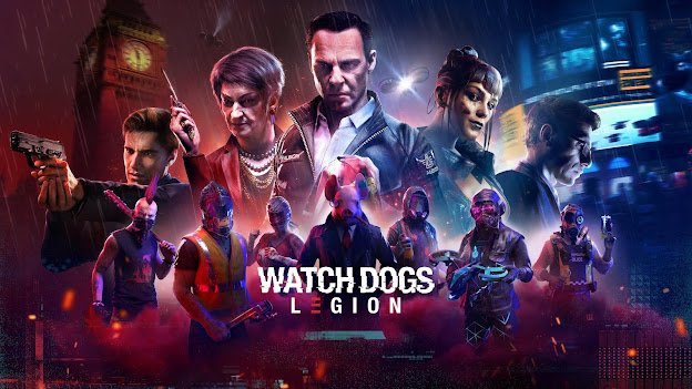 Trailer de Watch Dogs: Legion 'Welcome to London'
