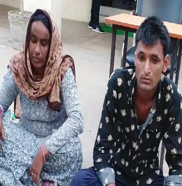 23 वर्षीय व्यक्ति के साथ यौन संबंध रखने वाली 48 वर्षीय महिला, दोनों ने सेना के युवा पति के साथ क्या किया?