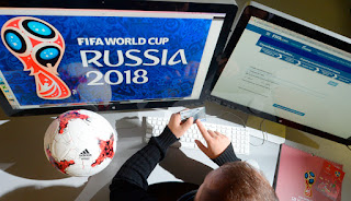 How to buy a ticket for the 2018 World Cup?