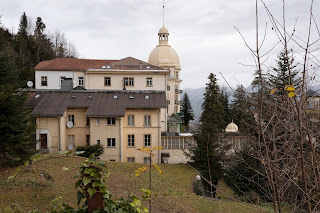 The Hotel Sonnenberg, which opened in 1875, has to be extensively renovated by its new owner.