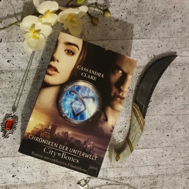 [Rezension] Cassandra Clare - Chroniken der Unterwelt (1) City of Bones