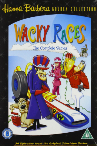 Wacky Races [Serie Completa] [1968] [DVDR] [NTSC] [Latino]