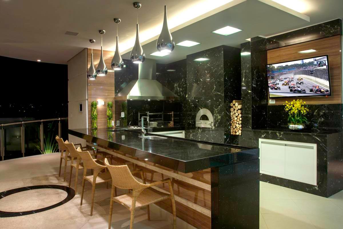 Decor Salteado Blog de Decoração Arquitetura e Construção #967335 1200x800 Banheiro Com Granito Preto Indiano
