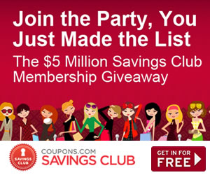 Join the club today, and become part of a select group of people who will receive incredible savings throughout the year! Beginning with this purchase, you'll enjoy 10% savings for the entire year, plus you'll enjoy special catalog and e-mail offers too! Membership is Risk-FREE, so join today!5/5.