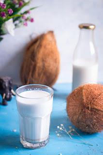 fresh coconut milk recipe